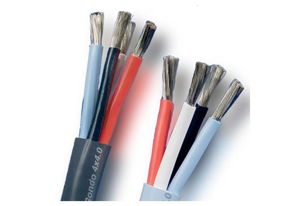 Câble d´enceintes 4mm²