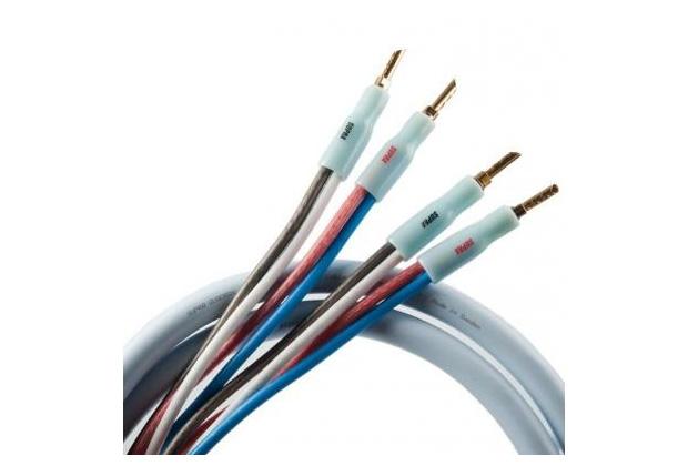 Câble d´enceinte monté