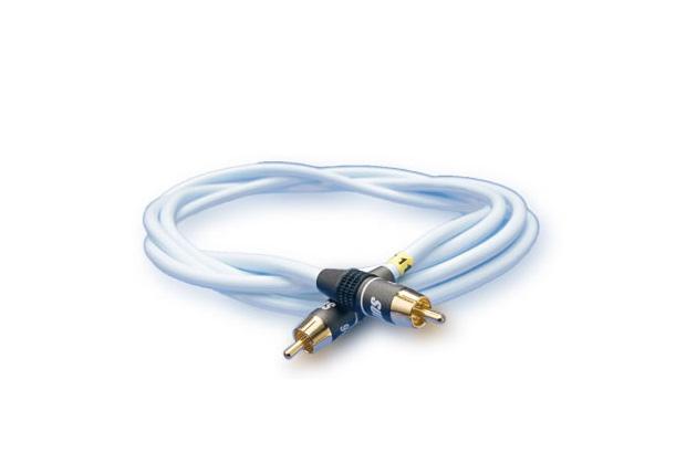 Câble pour caisson de basse 8m