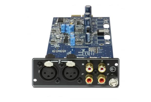 Module analogique et phone