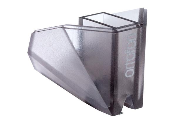 Diamant pour cellule phono