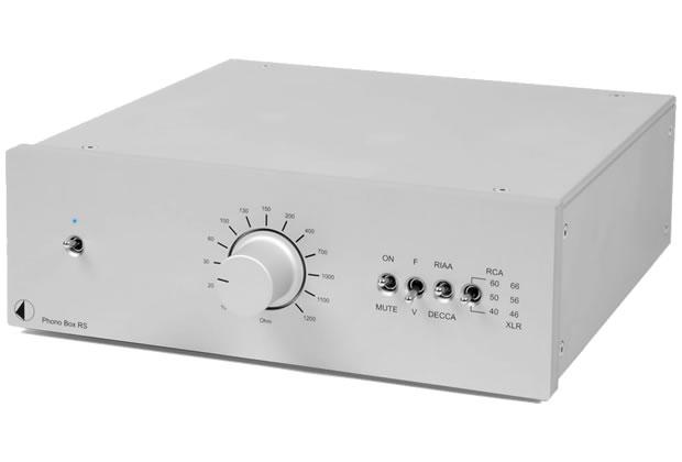 Pré-amplificateurs phono