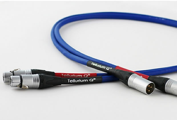 Câble XLR Stéréo Haute fidélité 1 mètre