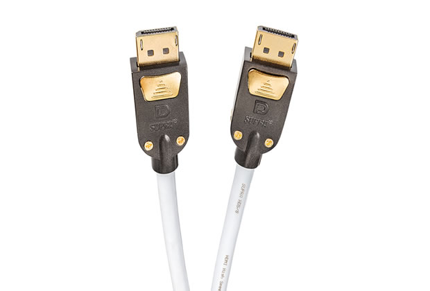 Câble DisplayPort 2m