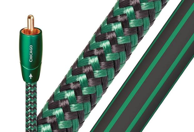 Câbles d'interconnexion audio analogiques 1,5m