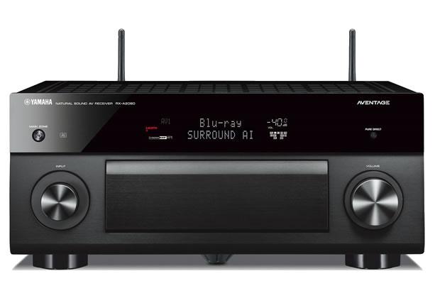 Amplificateur Audio / Vidéo
