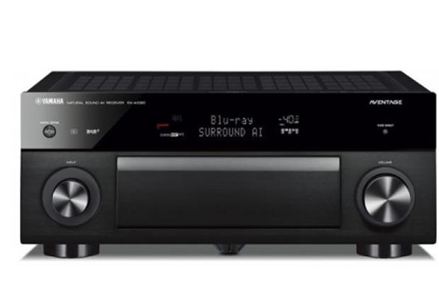 Amplificateur audio vidéo