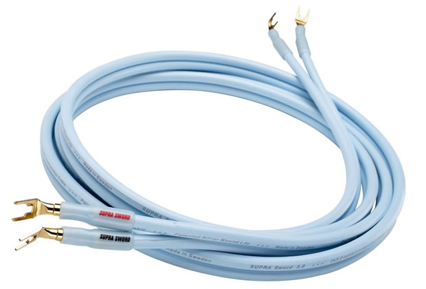 Câble d´enceinte monté 2m