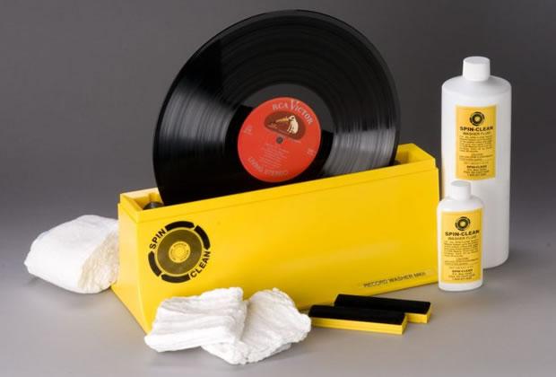 Vinyle cleaner