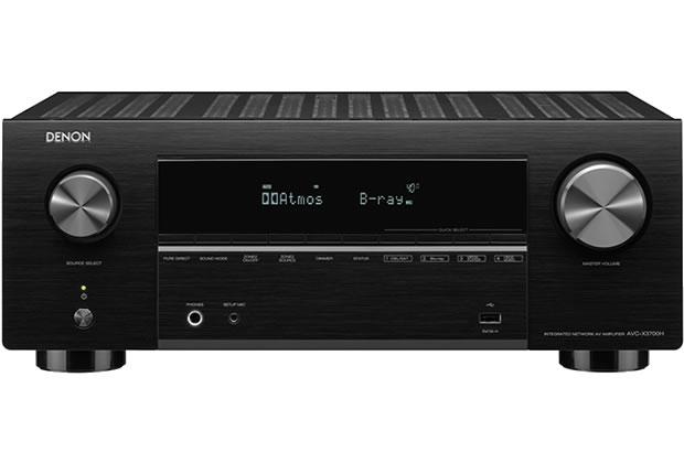 Amplificateur Audio/Vidéo