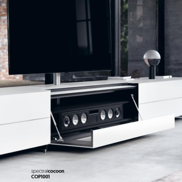 Spectral Cocoon Co5 Meuble Tv Hi Fi Home Cinema Salle De