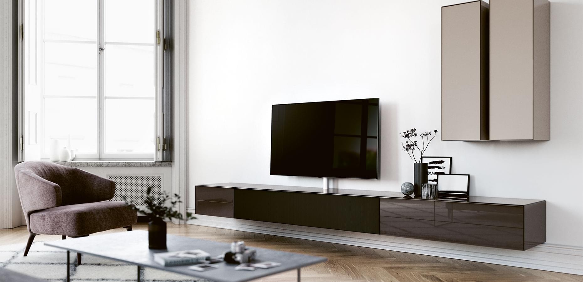 Spectral Scala Sc1651 Meuble Tv Cin Motion Luxembourg Hi Fi  # Meuble Tv Caisson