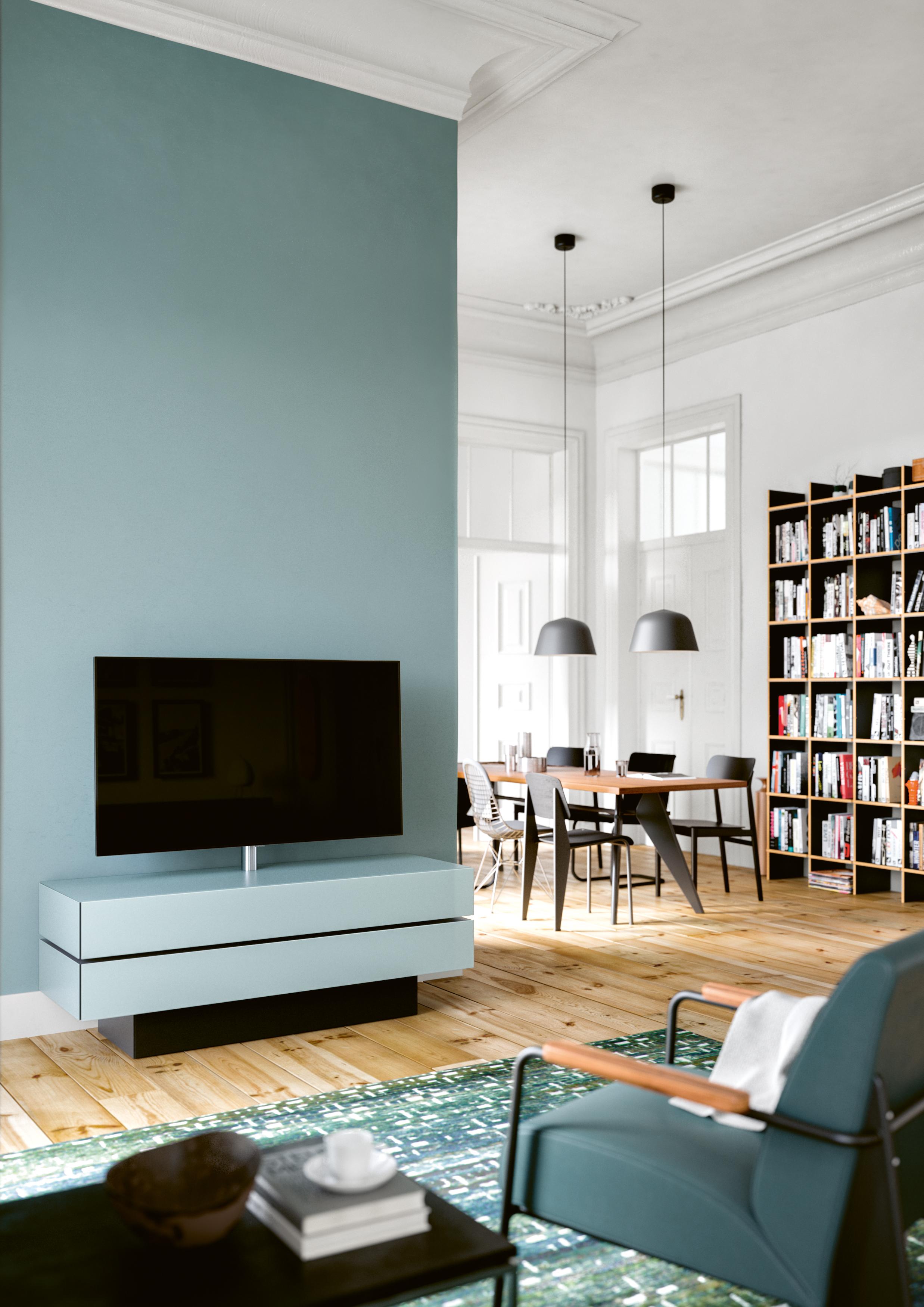 Meuble Tv Hifi Intégré spectral brick br1503 meuble tv - hi-fi, home-cinéma, salle